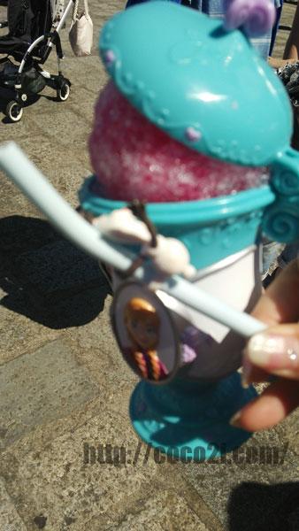 ディズニーオンアイス カキ氷