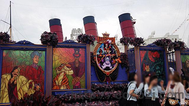 【画像あり】ディズニーシーハロウィン2015 行ってきた!