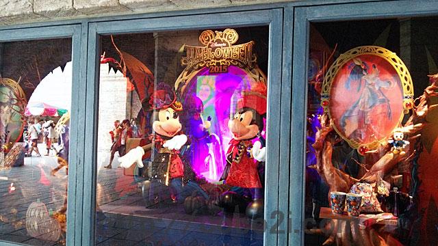 【画像あり】ディズニーハロウィーン2015一足早く行って来たよ!グッズ編