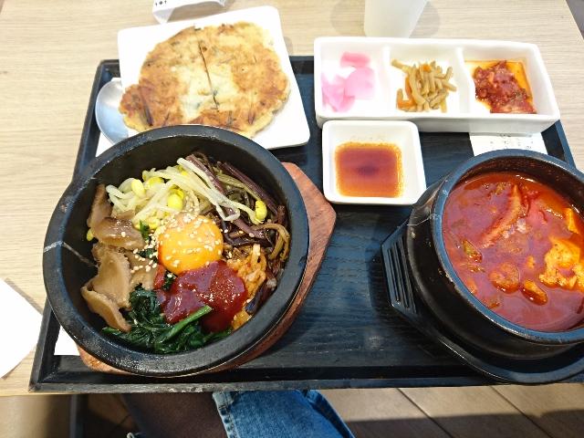 韓美膳 (ハンビジェ)