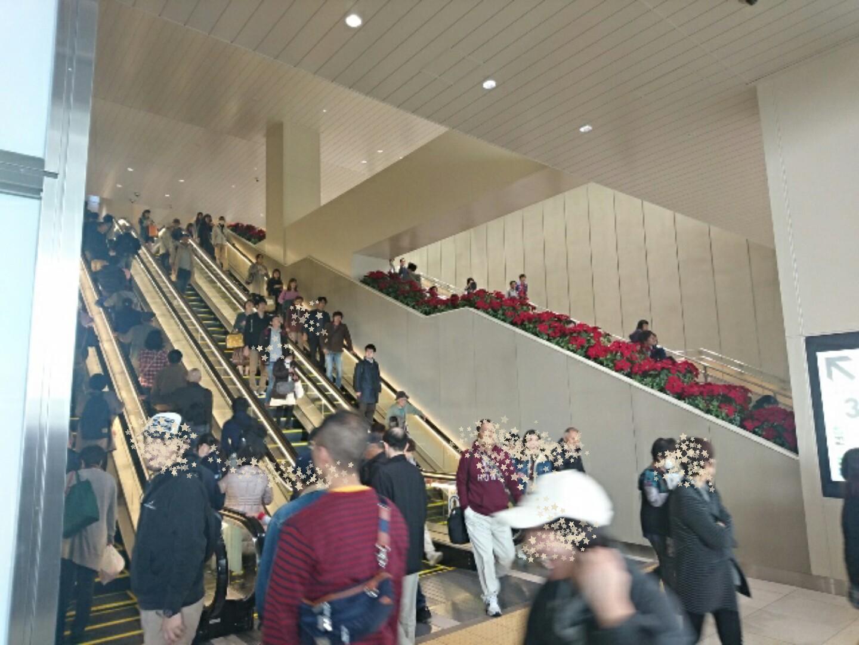 画像あり!JR千葉駅の新装開業 「エキナカ」は大混雑で好評スタート!