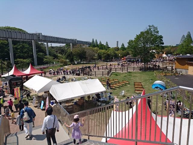 千葉動物園バーベキュー